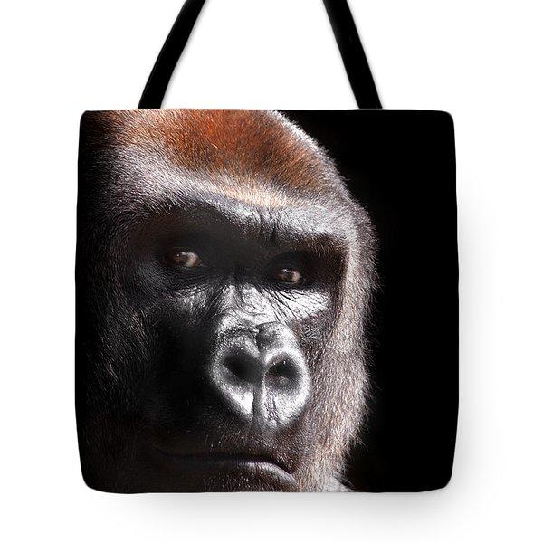 Gorilla ... Kouillou Tote Bag