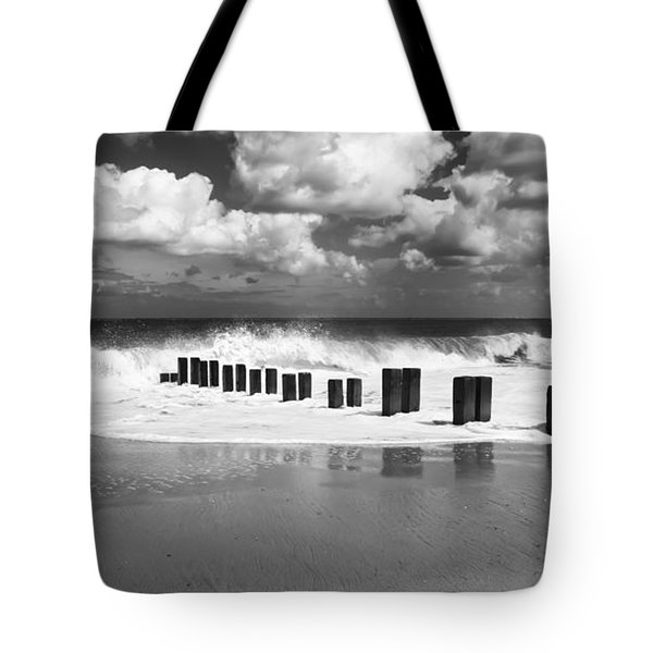 Gorleston Beach Tote Bag