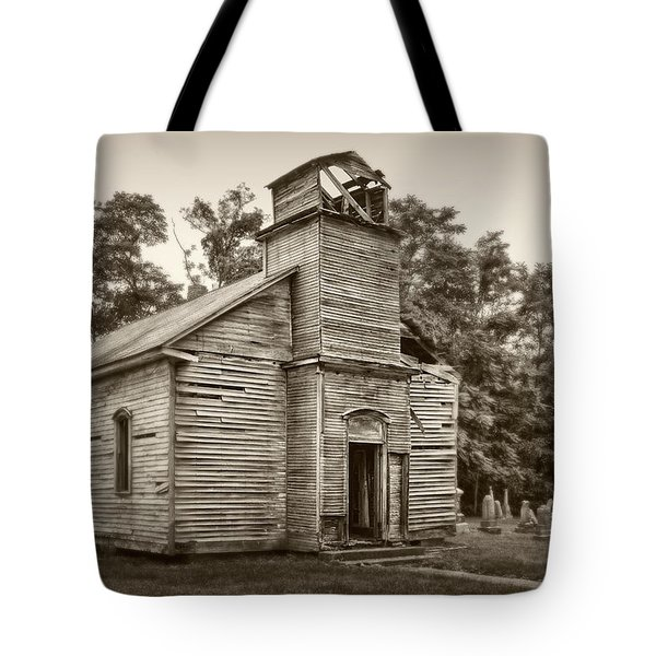 Gospel Center Church Iv Tote Bag