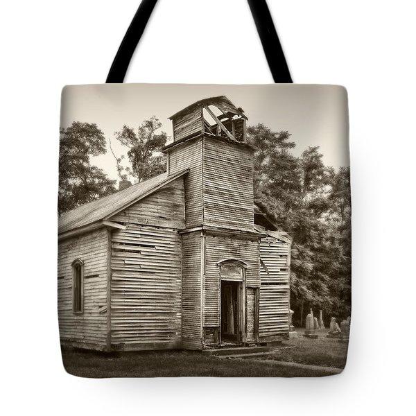 Gospel Center Church Iv Tote Bag