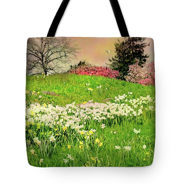 Tote Bag featuring the photograph Got A Thing For You by Diana Angstadt