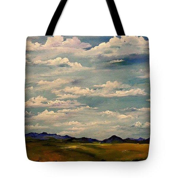Got Clouds Tote Bag