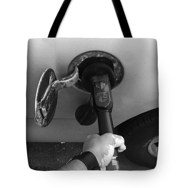 Got Gas Tote Bag by WaLdEmAr BoRrErO