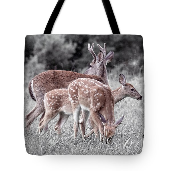 Humor Got Some Doe And Two Bucks Tote Bag