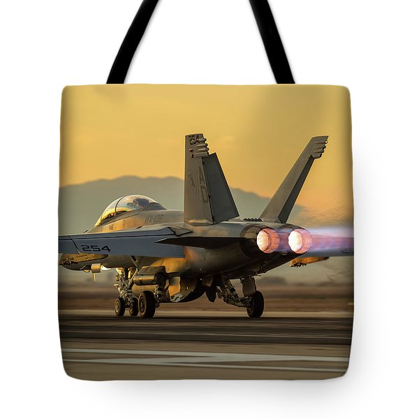 Got Thrust? Tote Bag