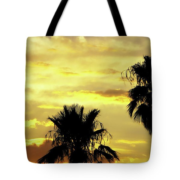 Got To Love Monsoons Tote Bag