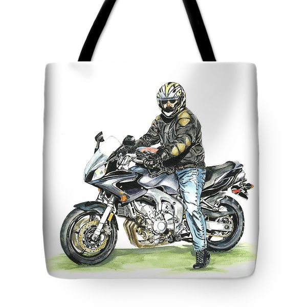 Got To Ride Tote Bag