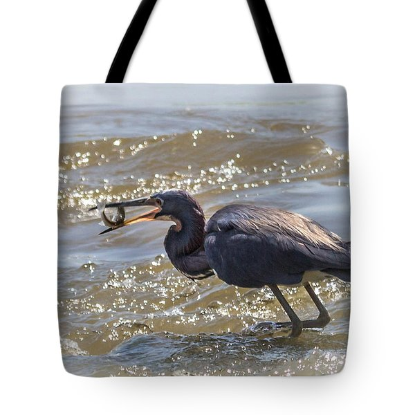 Tote Bag featuring the photograph Got You by Gregory Daley  PPSA