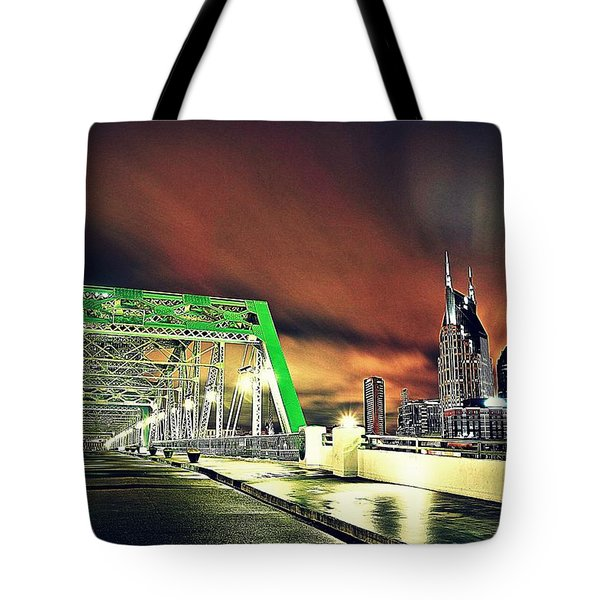 Gotham Calling Tote Bag