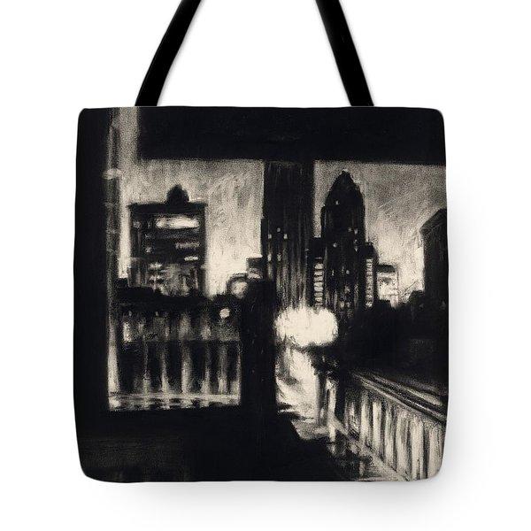 Gotham II Tote Bag