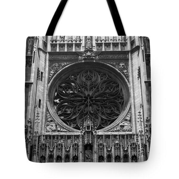 Tote Bag featuring the photograph Gothic by Brian Jones