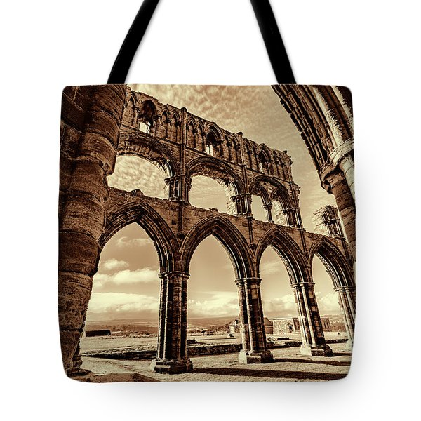 Tote Bag featuring the photograph Gothic Dreams by Anthony Baatz