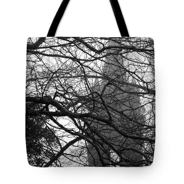 Gothic Tote Bag by Gaspar Avila