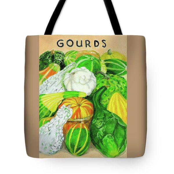 Gourd Seed Packet Tote Bag