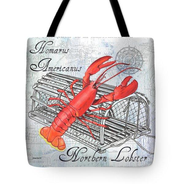 Gourmet Shellfish 2 Tote Bag