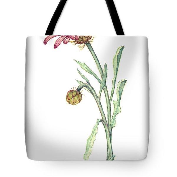 Gousblom Tote Bag by Heidi Kriel