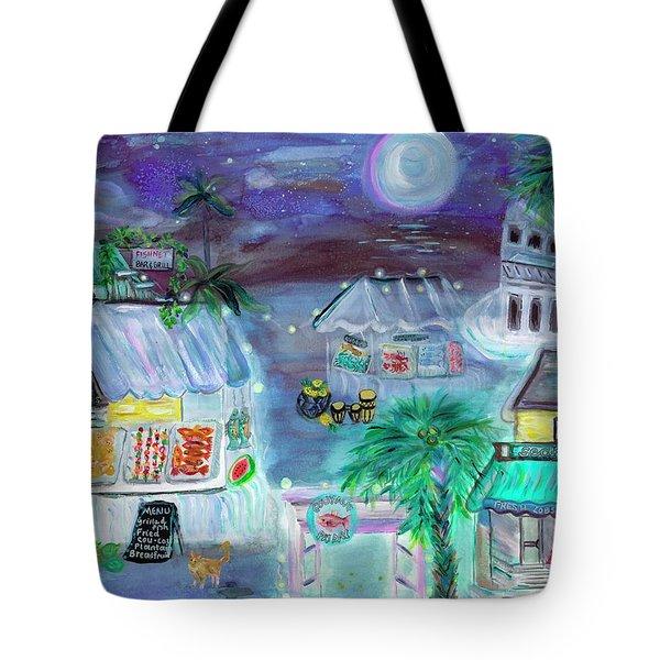 Gouyave Friday Tote Bag