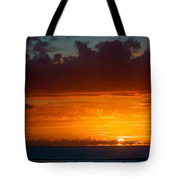 Gower Sundown Tote Bag