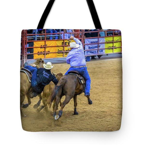 Grab That Steer Tote Bag