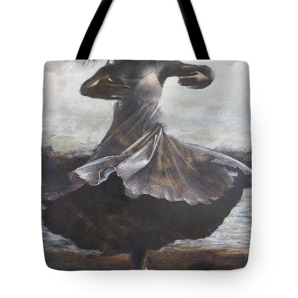 Grace And Movement Tote Bag