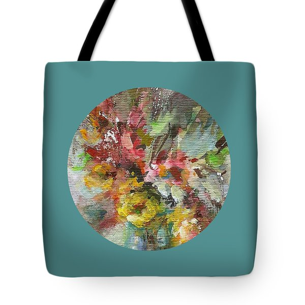 Grace And Beauty Tote Bag by Mary Wolf