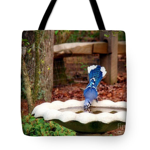 Grace And Beauty Tote Bag by Sue Melvin