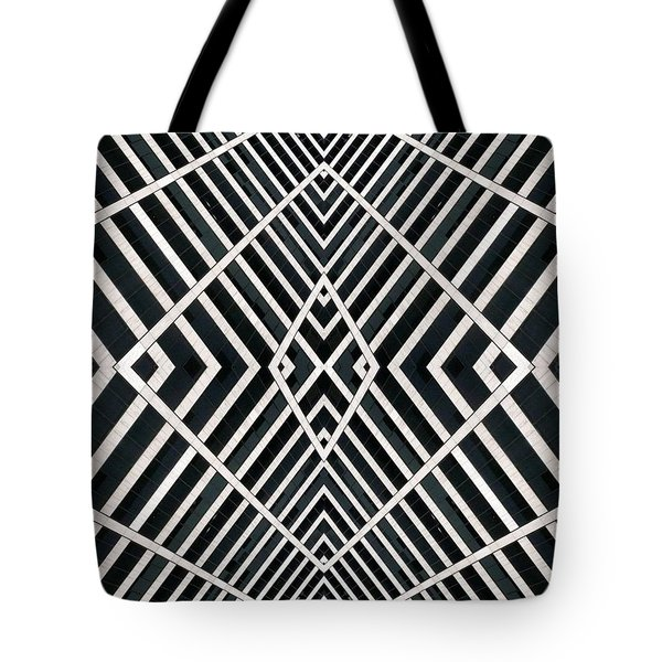 Grace Building No. 3 Tote Bag
