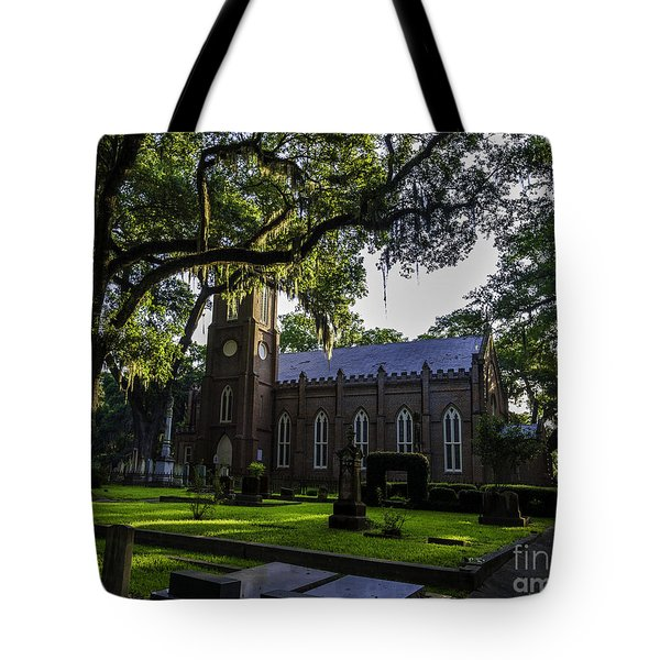Grace Episcopal Church Three Tote Bag