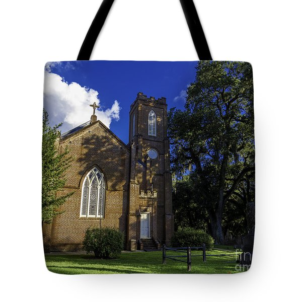 Grace Episcopal Church Two Tote Bag