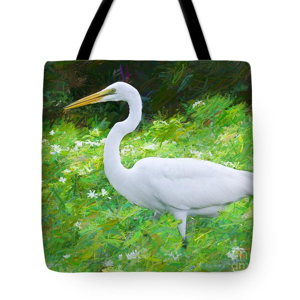 Grace In Nature Tote Bag