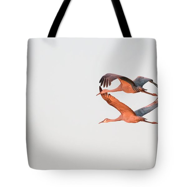Grace Tote Bag by Kelly Marquardt