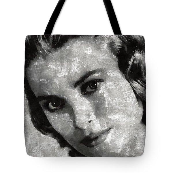 Grace Kelly Tote Bag
