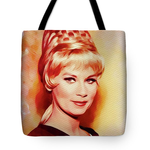 Grace Lee Whitney, Actress Tote Bag