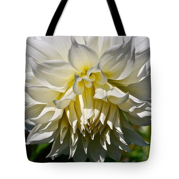 Graceful Dahlia  Tote Bag