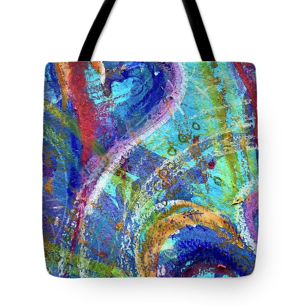 Graceful Hearts Tote Bag