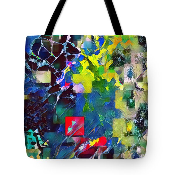 Graceful II Tote Bag