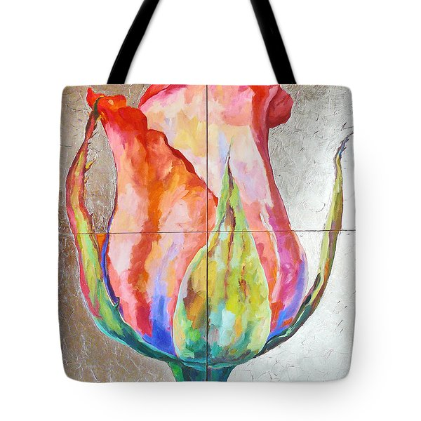 Graceful Love Tote Bag