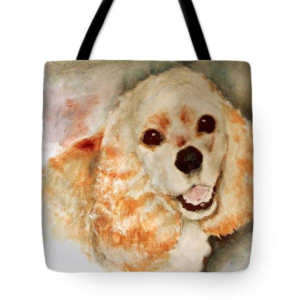 Gracie Tote Bag