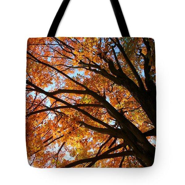 Gracious Presence Tote Bag