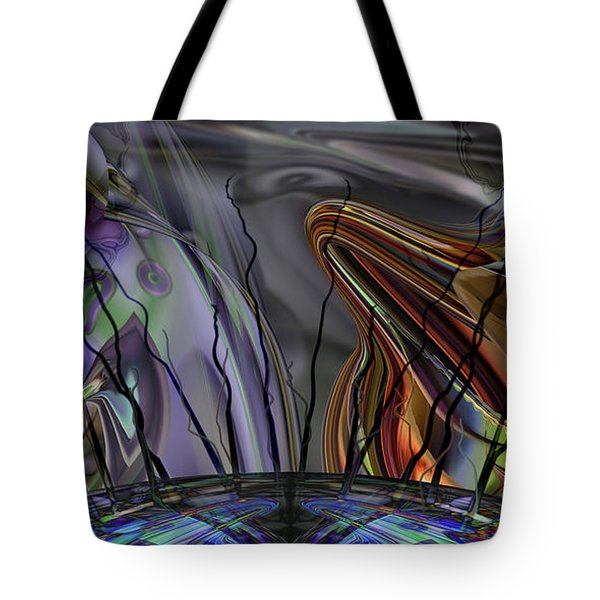 Grade Point Tote Bag