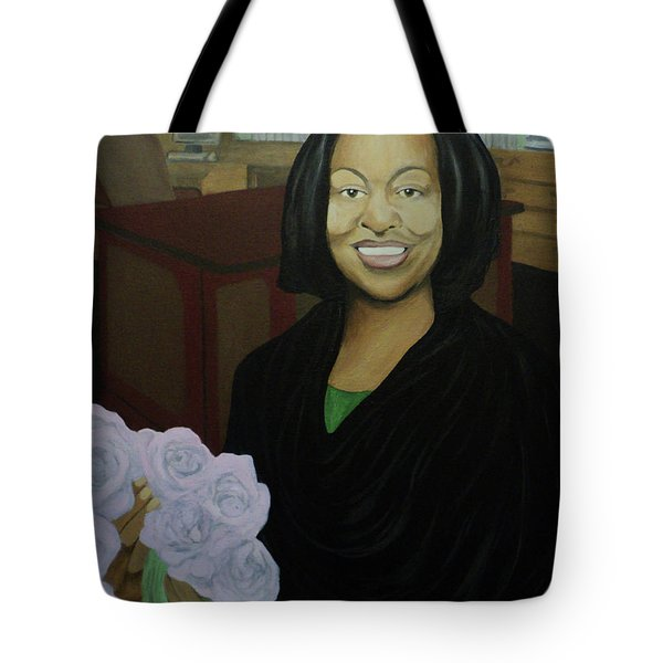 Graduate Beauty Tote Bag