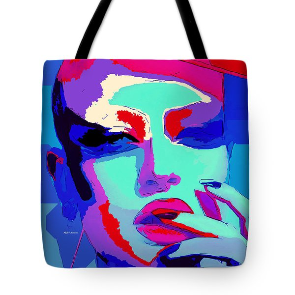 Tote Bag featuring the digital art Graduated With Flying Colors by Rafael Salazar