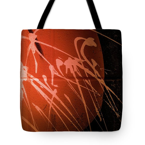 Graffiti 1 Tote Bag