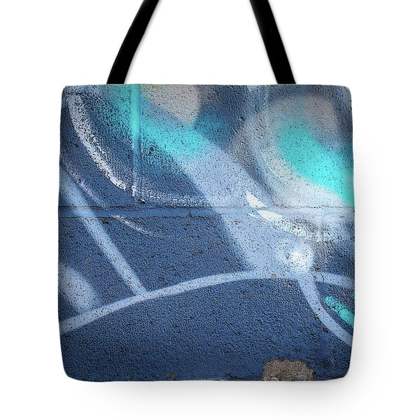 Graffiti 2 Tote Bag