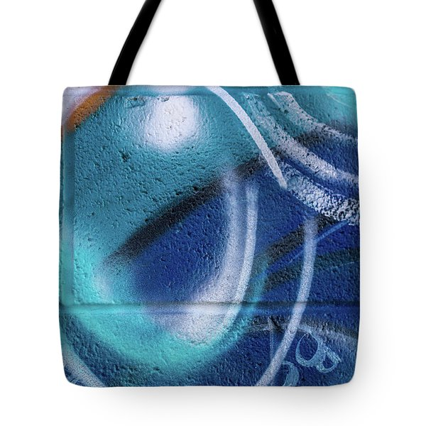 Graffiti 3 Tote Bag
