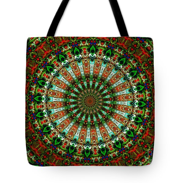 Graffiti Five Tote Bag by Suzanne Handel