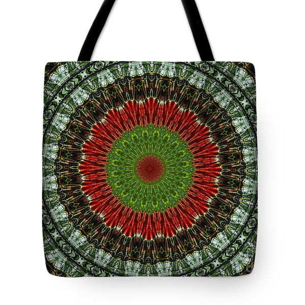 Graffiti Four Tote Bag by Suzanne Handel