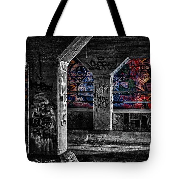 Graffiti Galore 2 Tote Bag