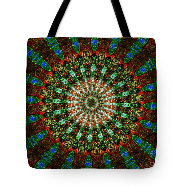 Graffiti Six Tote Bag by Suzanne Handel