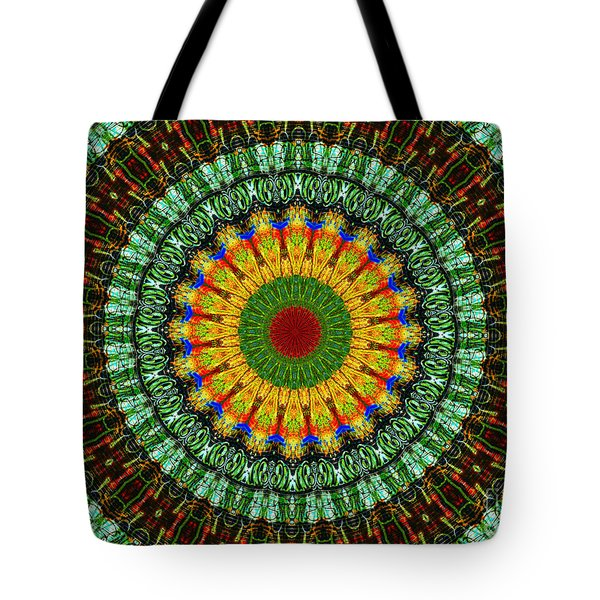 Graffiti Three Tote Bag by Suzanne Handel